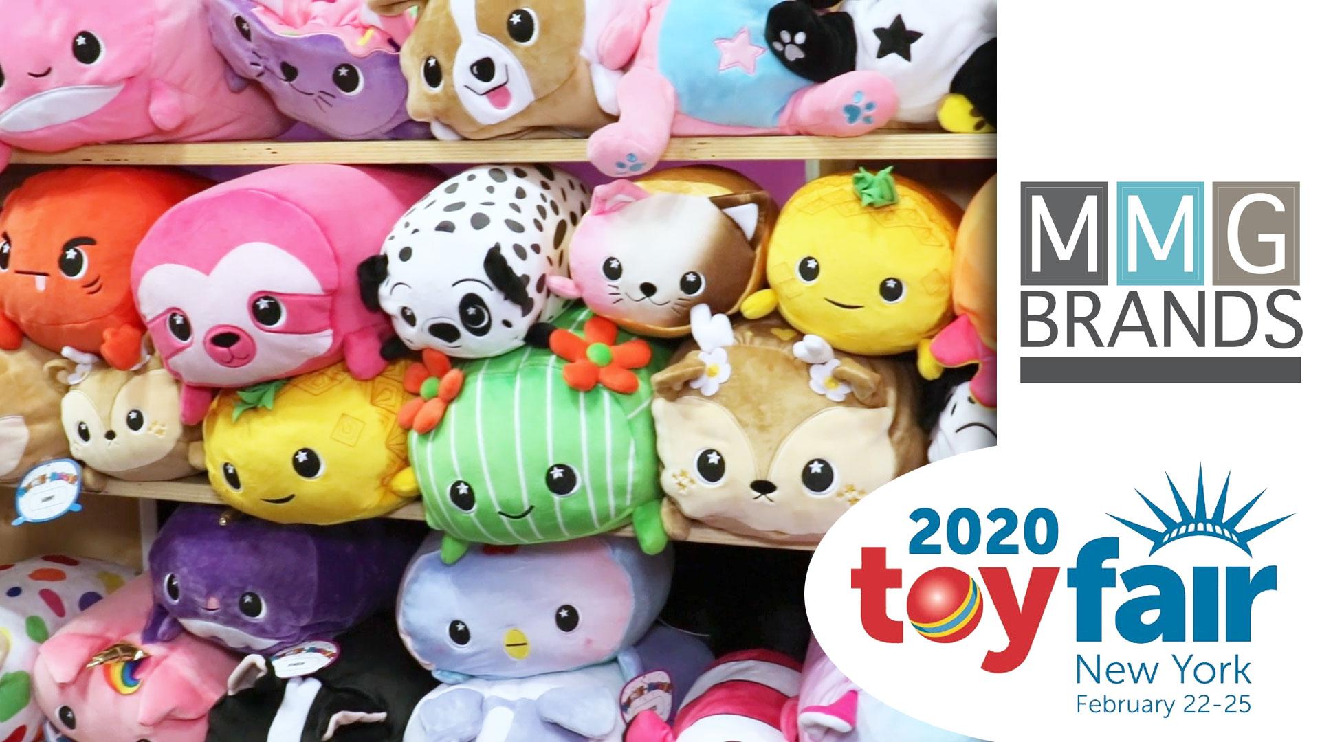 Moosh Moosh by MMG Brands @ Toy Fair 2020