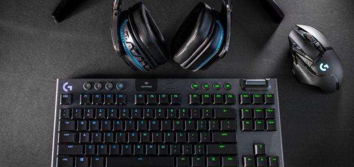 LogitechG 915 TKL Gaming Keyboard