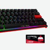 HyperX & Ducky 60% gaming keyboard