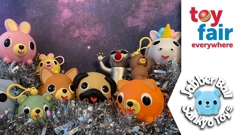 Sankyo Jabber Balls - Toy Fair Everywhere