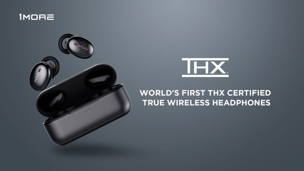1More True Wireless Headphones with ANC and THX certification