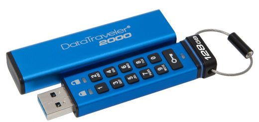 Data Traveler 2000, 128GB