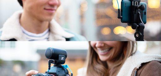 Sennheiser MKE 200 Video Mic