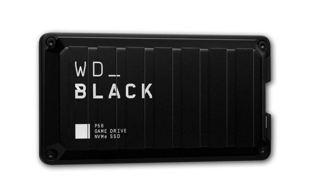 WD Black P50 SSD Game Drive