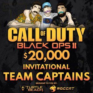 Call of Duty Black Ops II tournament 2020