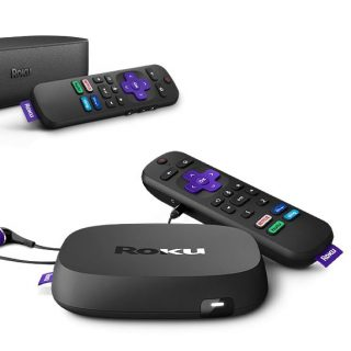 Roku Streambar and Ultra
