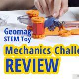 Geomag Mechanics Challenge STEM Toy