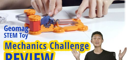 Geomag Mechanics Challenge STEM Toy