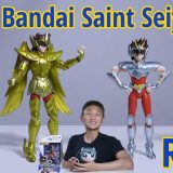 Saint Seiya figures review