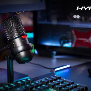 HyperX Solocast USB Mic