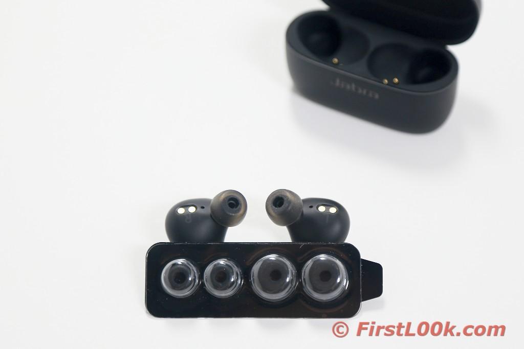 Jabra 75t 3 eartip sizes