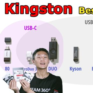 Kingston 2020 Flash Drives