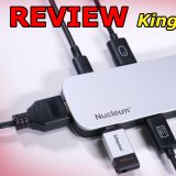 Kingston Nucleum USB-C Hub