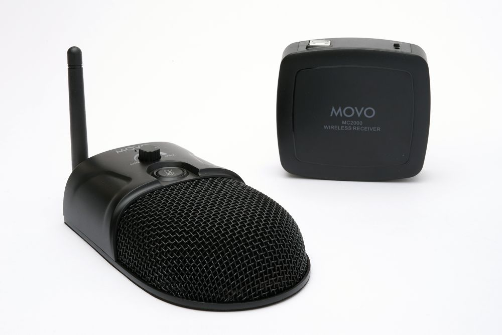 Movo MC-2000 Wireless Conference Mic