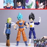 Bandai Dragonball Action Figures