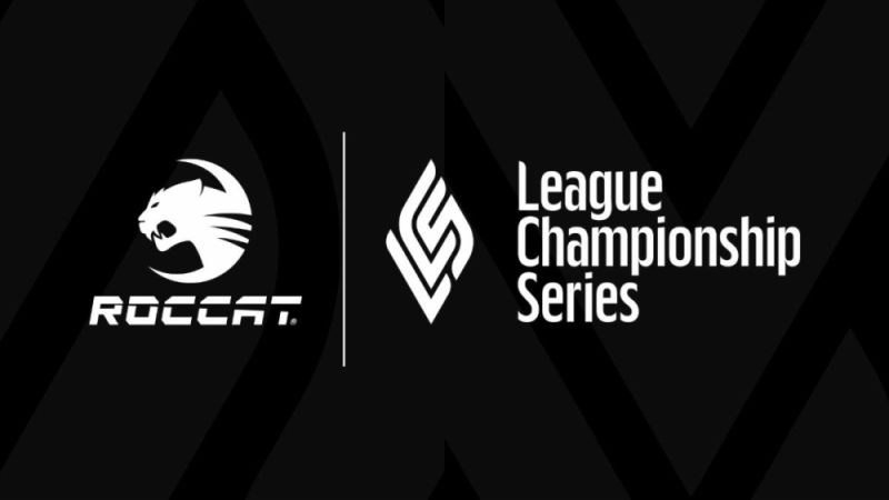Roccat LCS Partnership