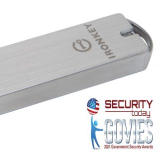 Kingston IronKey S1000 USB Drive Govies Award