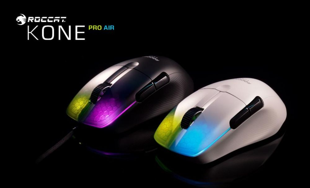 Roccat Kone Pro Gaming Mouse