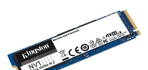 Kingston NV1 SSD - m.2 NVMe PCIe
