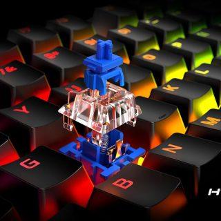 HyperX Alloy Origins Core - blue switch