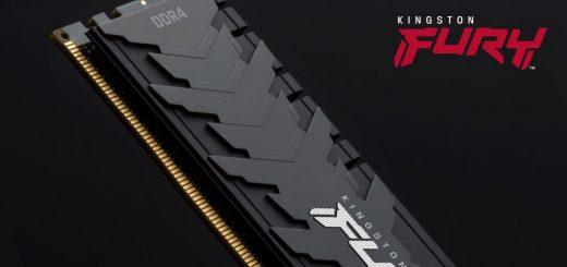Kingston FURY Renegade DDR4 RAM