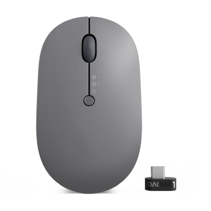 Lenovo Go Multi-device Wireless Mouse