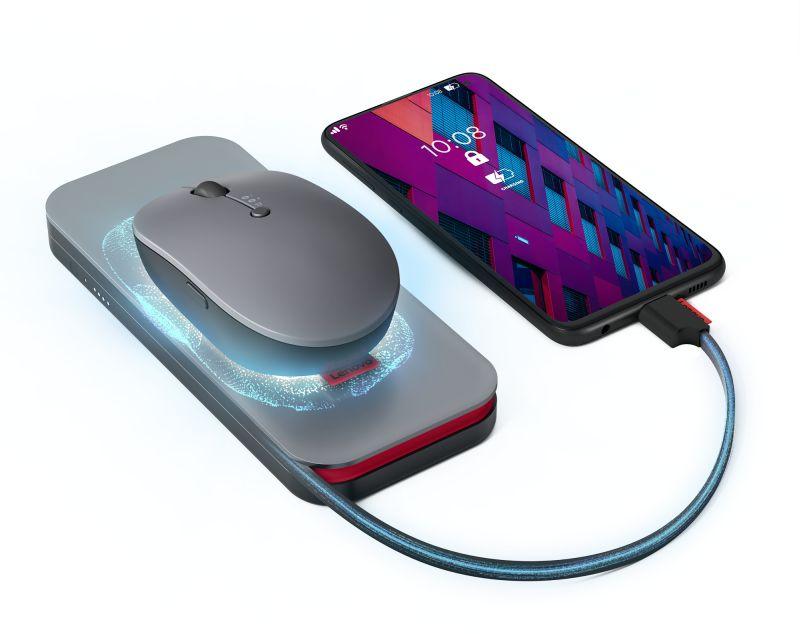 Lenovo Go Wireless Qi Powerbank