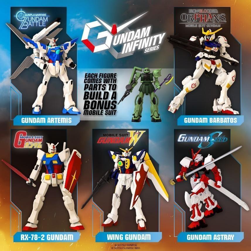 Gundam Infinity