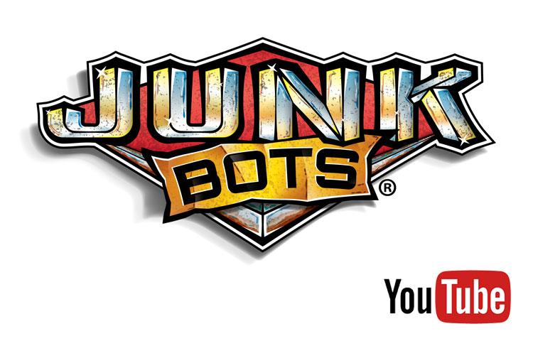 Junkbots on YouTube