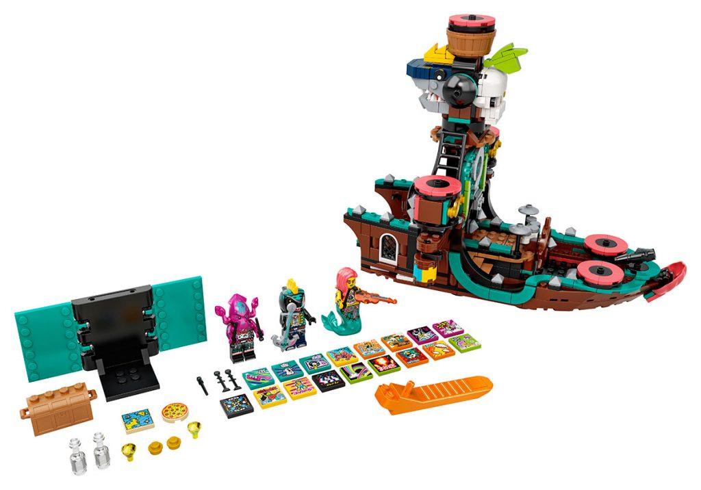Lego Vidiyo Pirate Ship