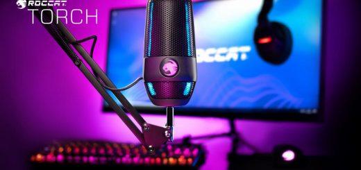 Roccat Torch Studio Microphone