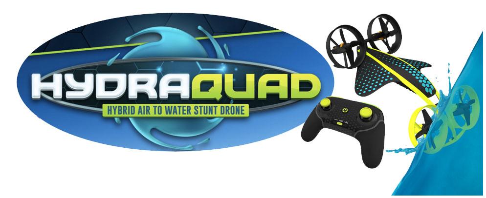 WowWee HydraQuad controls