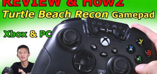 Turtle Beach Recon Xbox/PC controller