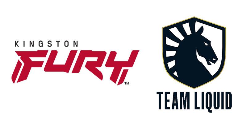 Kingston Fury - Team Liquid